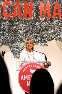 """""""Balance is Overrated"""" — Wisdom from Charlotte Beers and Others at Martha Stewart's American Made Summit"""