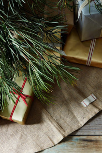 A Few Gift Ideas From Food52's Provisions // Plus A Giveaway: Hedley & Bennett Apron