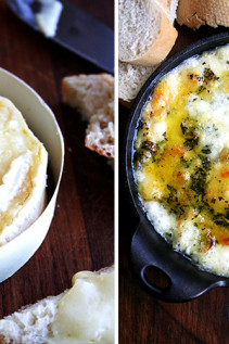 Hot Crab Dip & A Few Ideas for New Year's Eve