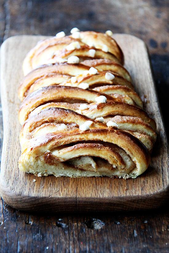 Swedish Snack Bread