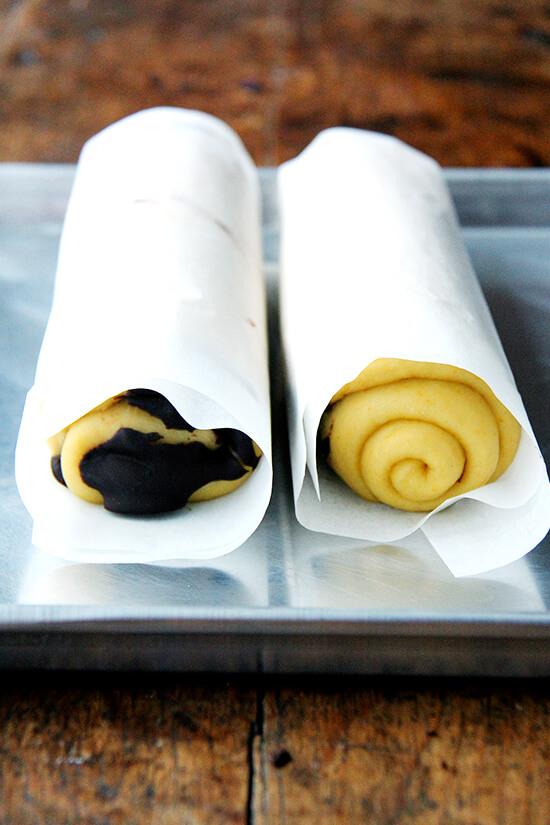 shaping rolls
