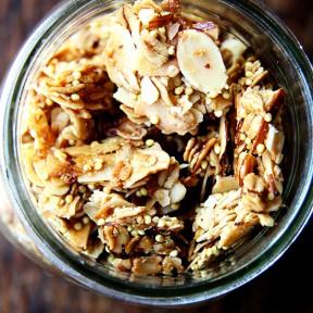 Fair Trade Giveaway | Coconut Oil Granola