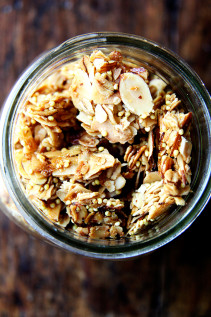 Coconut Oil Granola