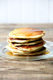 One-Bowl Buttermilk Pancakes | Baking Steel Griddle Giveaway