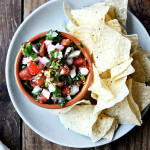 Moosewood Tomato Salsa