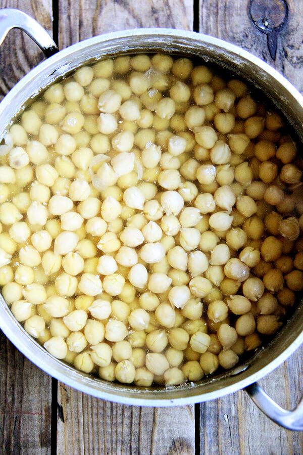 cookedchickpeas