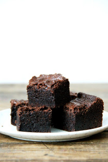 Fine Cooking's Rich, Fudgy Brownies