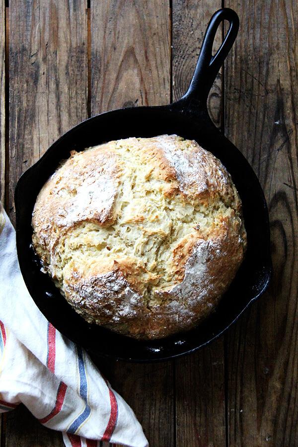 Weekend Baking: Irish Soda Bread