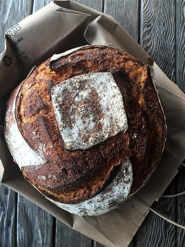 pizzaiolo bread