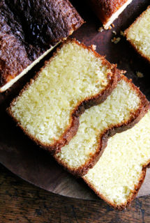 Ottolenghi's Lemon-Semolina Cake