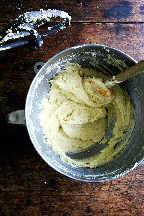 butter batter