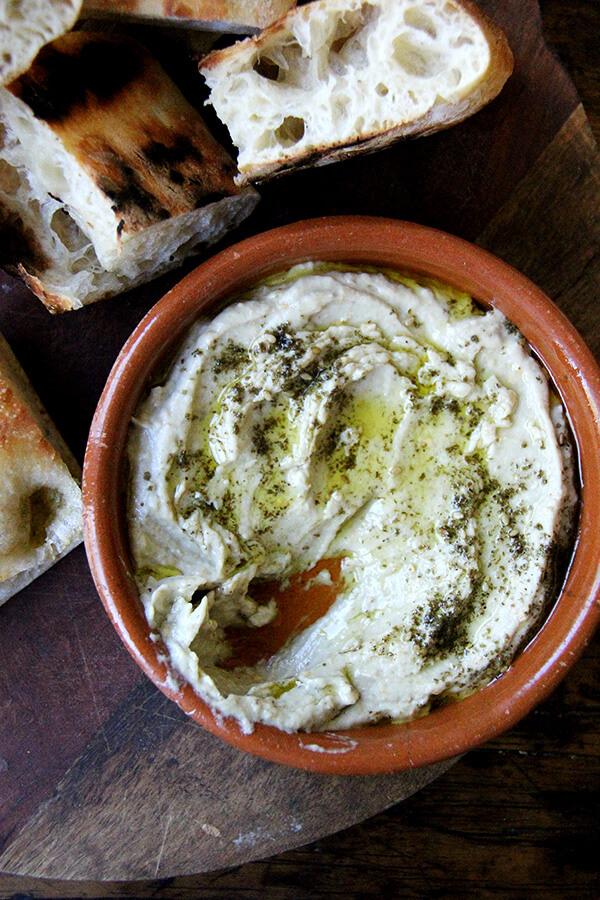 gratin with smoky breadcrumbs smoky eggplant dip recipe sweet spicy ...