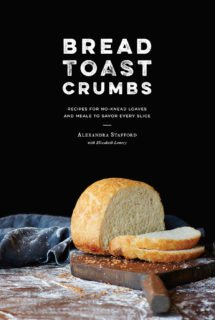Bread Toast Crumbs Cover Reveal + A BTC Recipe: Stuffing Two Ways