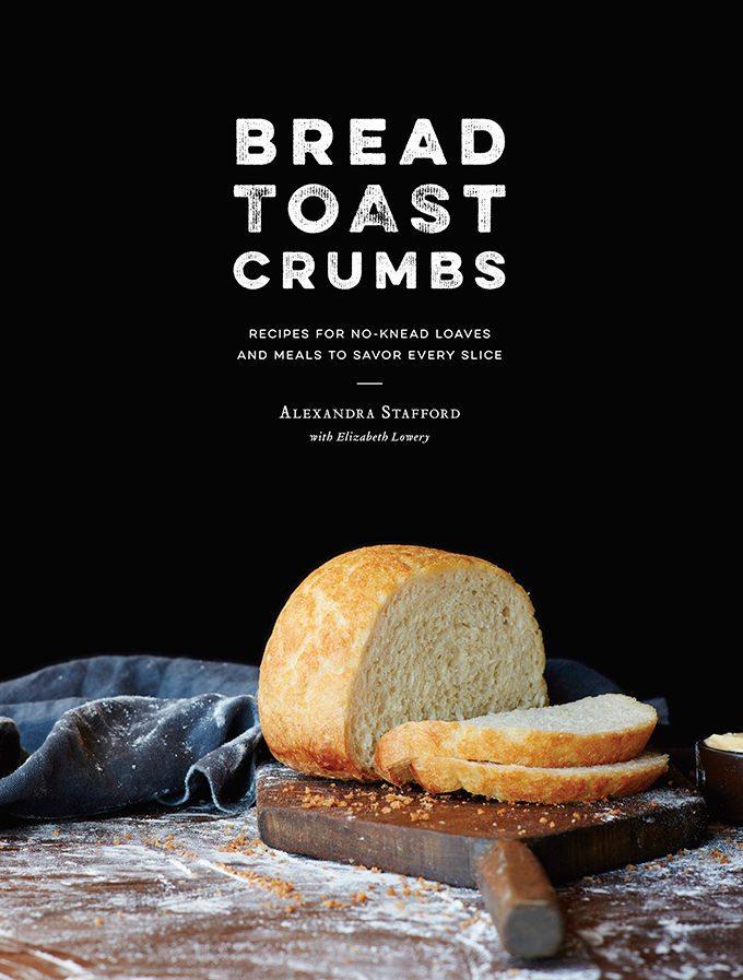Bread. Toast. Crumbs.