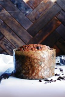 Chocolate-Studded Panettone