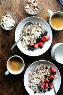 Jean Adamson's Quinoa-and-Oat Porridge